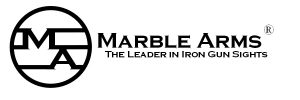 Marble's Gun Sights Inc Logo