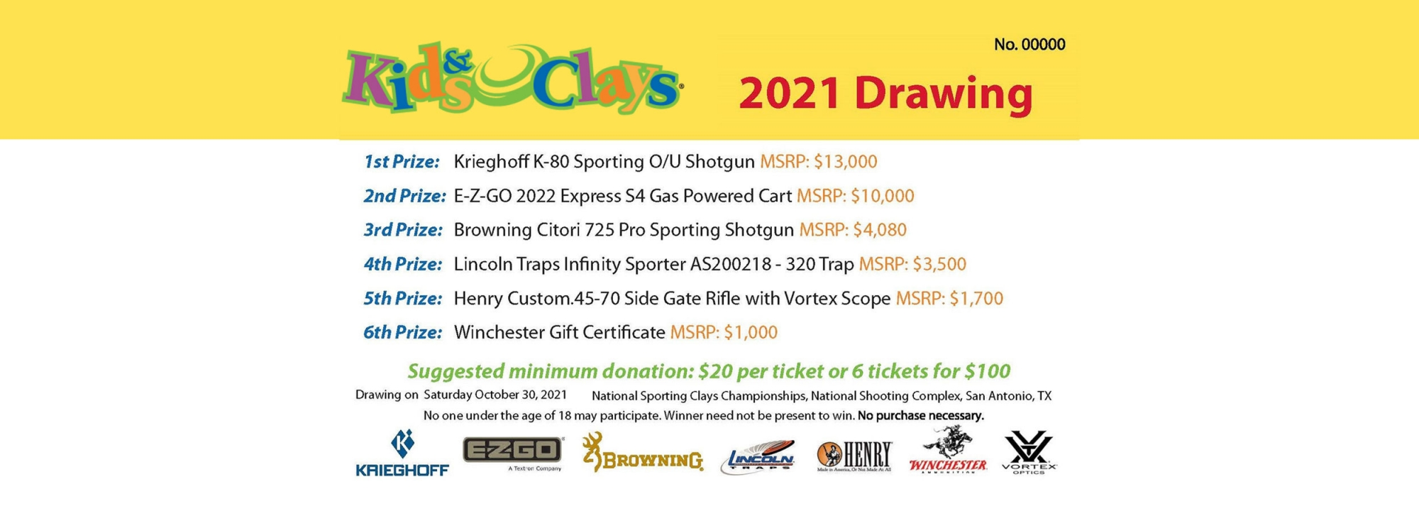 Kids-and-Clays-2021-Sweeps-Ticket-Flyer5