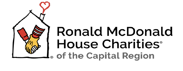 Ronald McDonald House Charities of the Capital Region logo